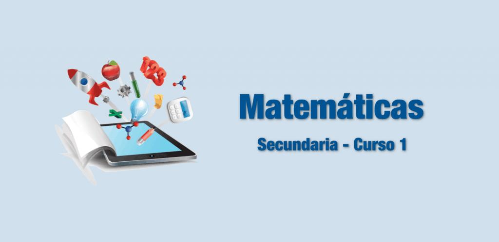 Matemáticas de Secundaria 1 - Celia Araujo