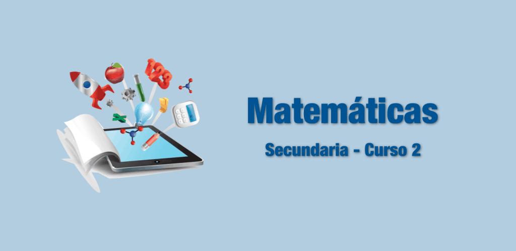 Matemáticas de Secundaria 2 - Celia Araujo